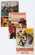 Golden Age (1938-1955):Miscellaneous, St. John/Ziff-Davis Golden Age Comics Group (St. John/Ziff-Davis, 1950s) Condition: Average VG.... (Total: 19 Comic Books)
