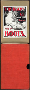Books:Philosophy, H. G. Wells. This Misery of Boots. London: 1907....