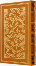 Books:Fine Bindings & Library Sets, Alice Hoffman. SIGNED. Turtle Moon. Franklin Library, 1992. Signed by the author....