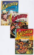 Golden Age (1938-1955):Western, Gunfighter #9, 11, and 12 Group (EC, 1949-50).... (Total: 3 Comic Books)