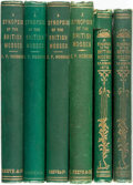 Books:Natural History Books & Prints, Charles P Hobkirk. A Synopsis of the British Mosses Being Descriptions of All the Genera and Species Found in Great Brit... (Total: 6 Items)