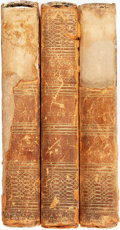 Books:Literature Pre-1900, George Ellis, ed. Specimens of Early English Metrical Romances, Chiefly Written During the Early Part of the Fourteenth ... (Total: 3 Items)