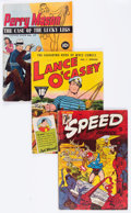 Golden Age (1938-1955):Miscellaneous, Comic Books - Assorted Golden Age Comics Group (Various Publishers, 1940s) Condition: Average VG-.... (Total: 20 Comic Books)