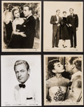 "Movie Posters:Romance, Sabrina (Paramount, 1954/R-1962/R-1965). Photos (26) (Approximately8"" X 10""). Romance.. ... (Total: 26 Items)"
