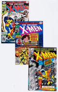 Modern Age (1980-Present):Superhero, X-Men Box Lot (Marvel, 1978-89) Condition: Average NM-....