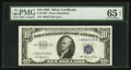 Small Size:Silver Certificates, Fr. 1706* $10 1953 Silver Certificate. PMG Gem Uncirculated 65 EPQ.. ...