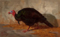 Paintings, Marcus Waterman (American, 1834-1914). Turkey, 1860. Oil on canvas laid on board. 5 x 7 inches (12.7 x 17.8 cm). Dated l...