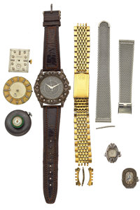 A Lot Of Eight Miscellaneous Watch Items