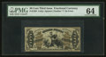 Fractional Currency:Third Issue, Fr. 1364 50¢ Third Issue Justice PMG Choice Uncirculated 64.. ...