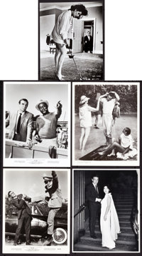 """Dr. No (United Artists, 1962). Photos (17) (8"""" X 10"""" and 7"""" X 9""""). ... (Total: 17 Items)"""