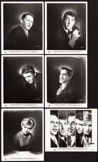 "Ocean's 11 (Warner Brothers, 1960). Photos (13) (8"" X 10""). ... (Total: 13 Items)"