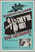 "Movie Posters:Action, The Getaway (Roadshow, 1972). Australian One Sheet (27"" X 40"").Action.. ..."