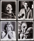 "Movie Posters:Horror, The Skull (Paramount, 1965). Photos (25) (8"" X 10""). Horror.. ...(Total: 25 Items)"