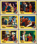 """Movie Posters:Science Fiction, Red Planet Mars (United Artists, 1952). Lobby Cards (6) (11"""" X14""""). Science Fiction.. ... (Total: 6 Items)"""