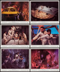 "Movie Posters:Science Fiction, Fantastic Voyage (20th Century Fox, 1966). Color Photos (6) &Black and White Photos (6) (8"" X 10""). Science Fiction.. ...(Total: 12 Items)"