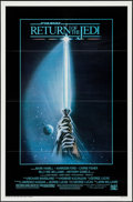 "Movie Posters:Science Fiction, Return of the Jedi (20th Century Fox, 1983). One Sheet (27"" X 41"") Style A. Science Fiction.. ..."