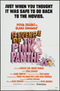 """Movie Posters:Comedy, Revenge of the Pink Panther (United Artists, 1978). One Sheet (27"""" X 41""""). Comedy.. ..."""