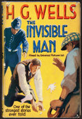 Books:Science Fiction & Fantasy, H. G. Wells. The Invisible Man. London: [n.d.]....