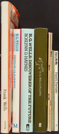 Books:Biography & Memoir, [H. G. Wells, subject]. Group of Eight Biographical Works....(Total: 8 Items)