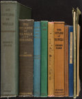 Books:Biography & Memoir, [H. G. Wells, subject]. Group of Ten Critical Works.... (Total: 10Items)