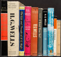 Books:Biography & Memoir, [H. G. Wells, subject]. Group of Ten Biographical Works.... (Total:10 Items)