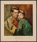 """Movie Posters:War, For Whom the Bell Tolls (Paramount, 1943). Art Print (17.5"""" X19.75""""). War.. ..."""