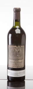 Red Bordeaux, Chateau d'Angludet 1945 . Margaux. vhs, hbsl, scl, BerryBrother's bottling, ex-Zachy's Graham Lyons II. Bottle (1). ...(Total: 1 Btl. )
