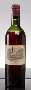 Red Bordeaux, Chateau Lafite Rothschild 1961 . Pauillac. ms, ltl, lwasl.Bottle (1). ... (Total: 1 Btl. )