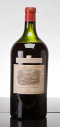 Red Bordeaux, Chateau Lafite Rothschild 1961 . Pauillac. hs, lbsl, wasl.Double-Magnum (1). ... (Total: 1 D-Mag. )