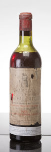 Red Bordeaux, Chateau Latour 1953 . Pauillac. 2ms, 1hs, 1lbsl, 1scl.Bottle (3). ... (Total: 3 Btls. )