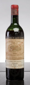 Red Bordeaux, Chateau Margaux 1955 . Margaux. ms, hbsl, 1cc, outstandingcolor. Bottle (1). ... (Total: 1 Btl. )