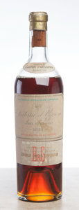 White Bordeaux, Chateau d'Yquem 1935 . Sauternes. bsl, fl, mahogony color.Bottle (1). ... (Total: 1 Btl. )