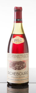 Red Burgundy, Richebourg 1952 . C. Noellat . 4.5cm. Bottle (1). ...(Total: 1 Btl. )