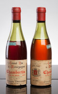 Red Burgundy, Chambertin 1966 . Clos de Beze, J. Drouhin . excellent color. Half-Bottle (2). ... (Total: 2 Halves. )