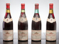 Rhone, Hermitage 1955 . Rochefine, Jaboulet-Vercherre . 4lbsl, 2bsl, 1lwisl, 3lcc, excellent color. Bottle (8). ... (Total: 8 Btls. )