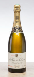 Champagne, Billecart Salmon Vintage Champagne 1962 . Brut. Bottle (1).... (Total: 1 Btl. )