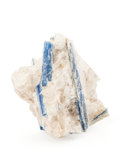Minerals:Cabinet Specimens, KYANITE. Locality Unknown. 6.29 x 5.90 x 4.72 inches (16 x 15 x12 cm). ...