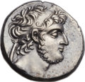 Ancients:Greek, Ancients: SELEUCID KINGDOM. Demetrius III Eucairus (97/6-88/7 BC).AR tetradrachm (27mm, 16.50 gm, 12h). ...