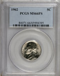 1962 5C MS66 Full Steps PCGS....(PCGS# 84071)