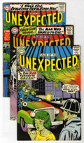 Silver Age (1956-1969):Horror, Tales of the Unexpected Group (DC, 1964-67) Condition: AverageFN-.... (Total: 8 Comic Books)