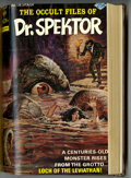 Bronze Age (1970-1979):Horror, Occult Files of Doctor Spektor #1-24 Partial Issues Bound Volume(Gold Key, 1973-77)....