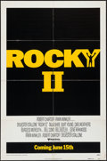 "Movie Posters:Sports, Rocky II (United Artists, 1979). One Sheets (2) (27"" X 41"") Regular and Advance. Sports.. ... (Total: 2 Items)"