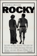 "Movie Posters:Academy Award Winners, Rocky (United Artists, 1977). One Sheets (2) (27"" X 41"") Regular& Academy Award Nomination Style. Academy Award Winners.. ...(Total: 2 Items)"