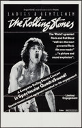 "Movie Posters:Rock and Roll, Ladies and Gentlemen: The Rolling Stones (Dragon Aire, 1973). OneSheet (24"" X 38"") QuadraSound Style. Rock and Roll.. ..."
