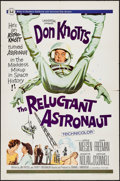 """Movie Posters:Comedy, The Reluctant Astronaut (Universal, 1967). One Sheet (27"""" X 41"""").Comedy.. ..."""