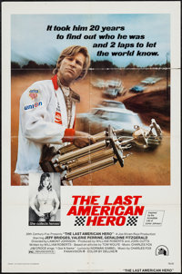 """The Last American Hero & Others Lot (20th Century Fox, 1973). One Sheets (3) (27"""" X 41"""") & Min..."""