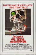 """Movie Posters:Horror, The Legend of Hell House & Other Lot (20th Century Fox, 1973). One Sheets (2) (27"""" X 41"""") and Mini Lobby Cards (6) (8"""" X 10""""... (Total: 8 Items)"""