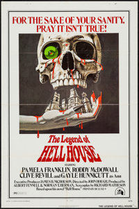 """The Legend of Hell House & Other Lot (20th Century Fox, 1973). One Sheets (2) (27"""" X 41"""") and Mini Lobby C..."""
