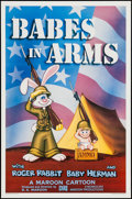 "Movie Posters:Animation, Babes in Arms (Kilian Enterprises, 1988). One Sheet (27"" X 41""). Animation.. ..."