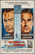 "Movie Posters:Thriller, The Wreck of the Mary Deare (MGM, 1959). One Sheet (27"" X 41""). Thriller.. ..."